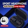 McGeSin Wireless Headphone Bluetooth V5.0 TWS Earphone Wireless Bluetooth Sport Headset Noise Cancelling Stereo Earbuds With MIC 6
