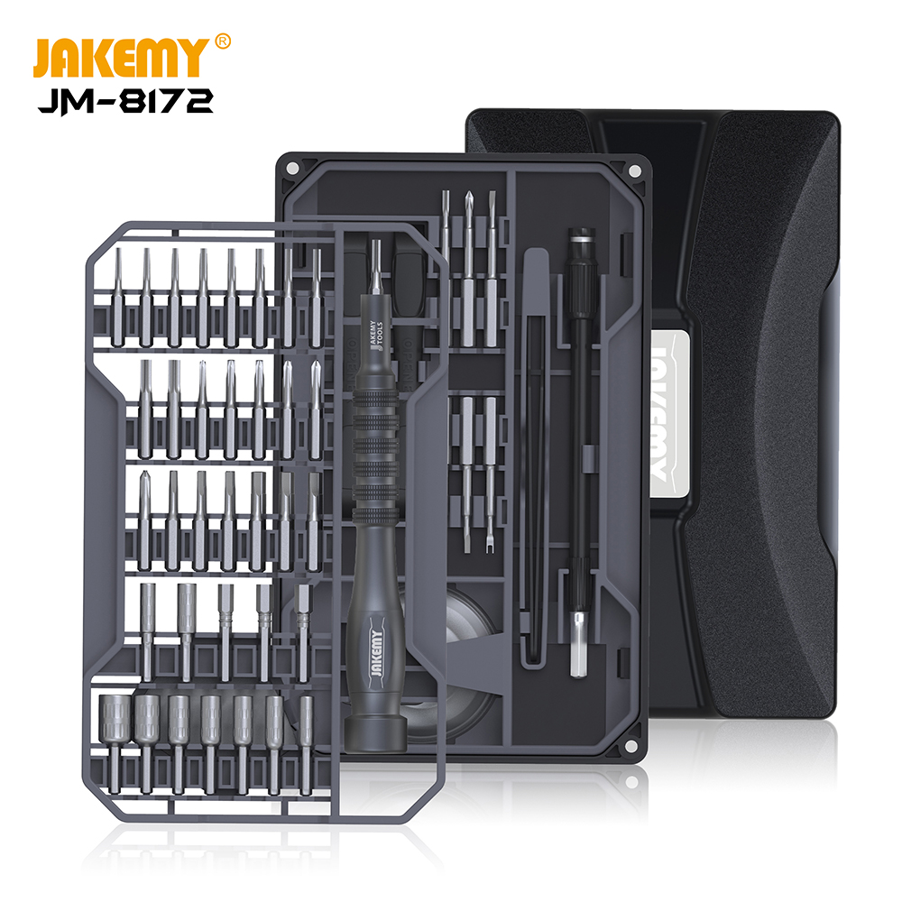 JAKEMY Precision Screwdriver Set Magnetic Screw Driver Tool Sets For IPhone Laptop Computer Watch Mobile Phone Repair Tool