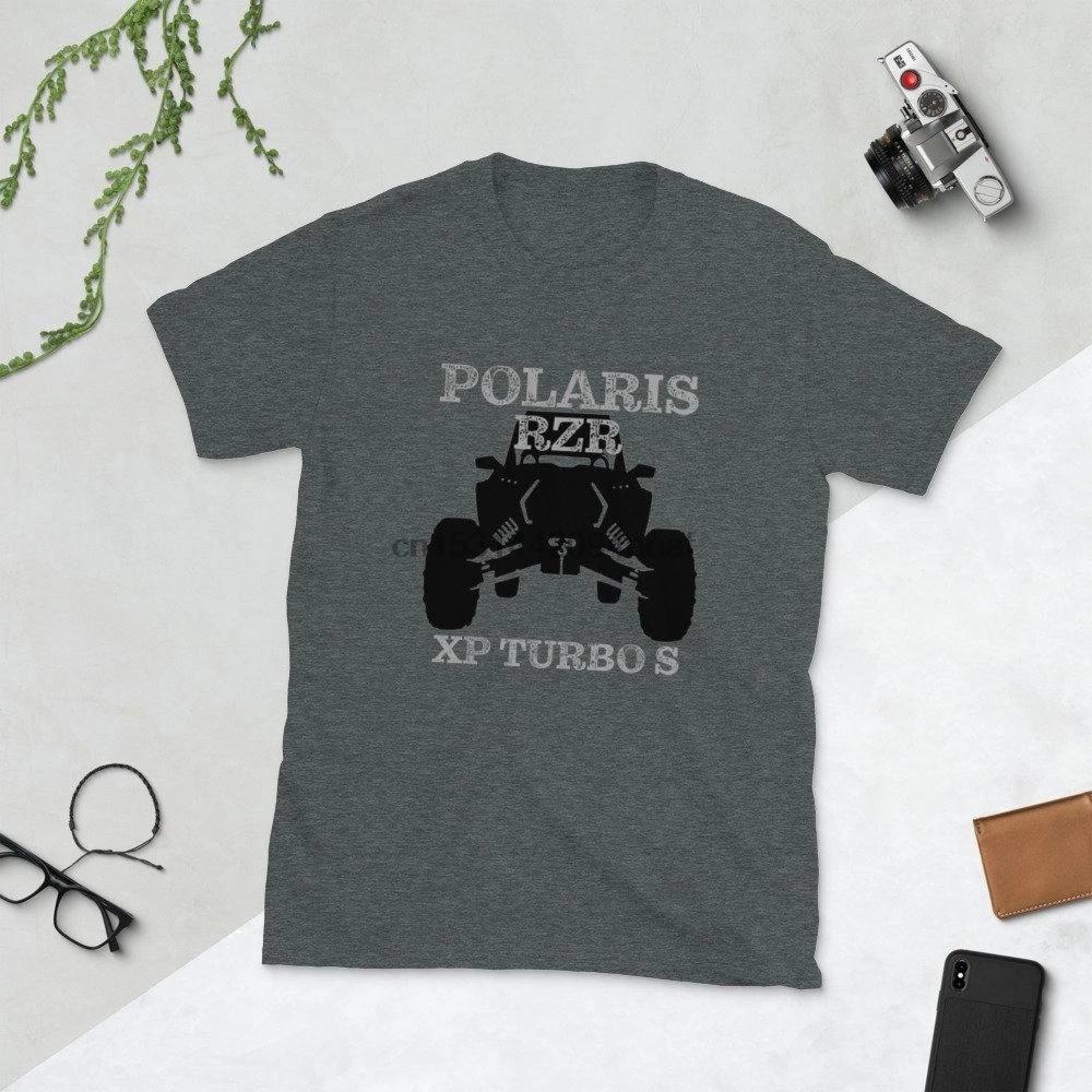 POLARIS RZR Factory Racing Team Tee T-shirt Cotton 100/% USA Size S-4XL Free Ship