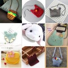 Raged Sheep Girls плюшевый Кошелек для монет, кошелек для детей, сумка для монет, детский держатель денег бумажник, милые подарочные сумки для детей