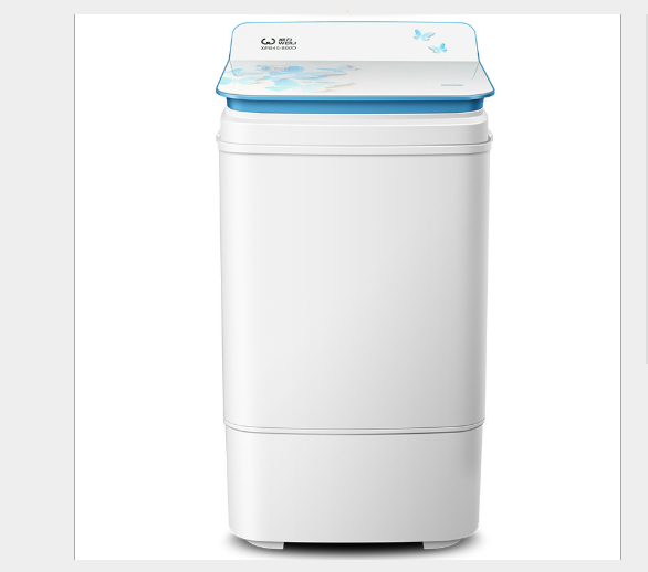 Mini Washing Machine Automatic Women Children Clothes Cleaner Dehydrated Mini Tube  Wash Dry Underwear Care Cleaner