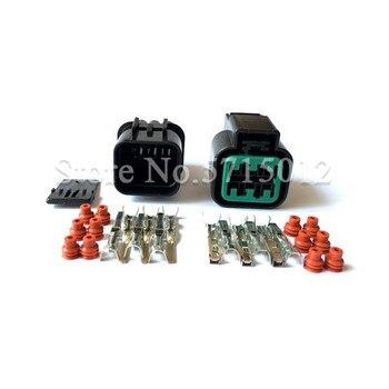 6-контактный штекер KUM 090, кислородный датчик, автомобильный разъем, фара, противотуманная фара, вилка для KIA, Hyundai, PB625-06027