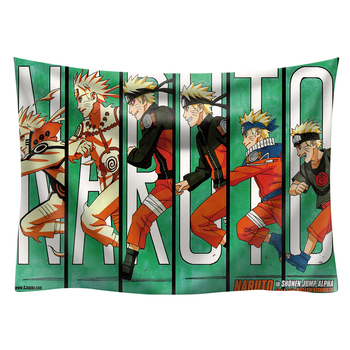 Japan Anime Boho decor Naruto wall hanging hippie boho  tapestry picnic mat beach towel mandala tapestry 200*150cm wall art 10