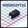 (100PCS) NSI50010YT1G AJ 정전류 다이오드 50V 10mA SOD-123 신규 및 원본