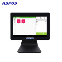 New 12inch Touch Tablet Android 7.0 POS PC RK3288 Support Bluetooth WIFI For Retail Cash Register