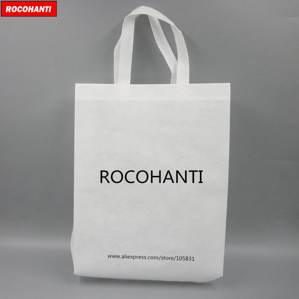 100X Non-tissé matériel manipulé Style Non tissé sacs-cadeaux avec Logo personnalisé pour le sac de faveurs de mariage de fête d'anniversaire