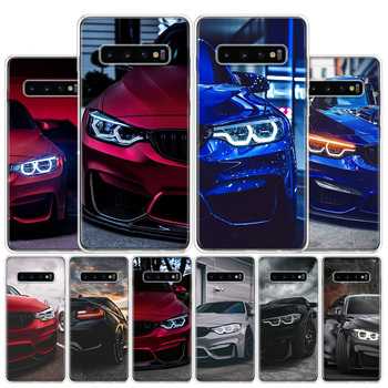 Hot Blue Red for Bmw Cover Phone Case For Samsung Galaxy S10 S20 Ultra Note 10 9 8 S9 S8 Plus Pro Lite S7 S6 J4 J6 J8 + Coque image