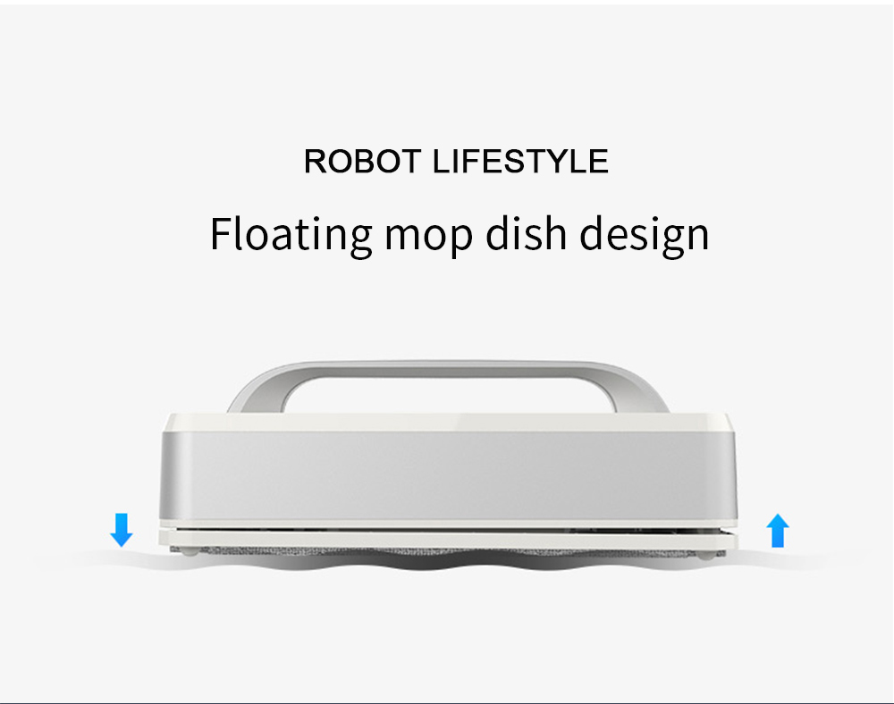 Intelligent Path Planning Robot Window Cleaner with Remote/Mobile App Control 10
