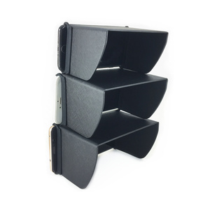 Image 3 - Điện Thoại Thông Minh Màn Hình Hood Mặt Trời Tấm Che Nắng Cho Samsung Vivo Oppo Huawei iPhone Tế Bào Di Động Máy Tính Bảng iPad Mini PC DJI Spark Mavic