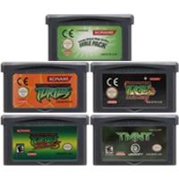цена на Video Game Cartridge Console Card 32 Bits Teenage Mutant Ninja Turtles Series For Nintendo GBA