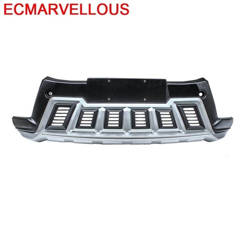 Difusor traseiro Lip Car tuning Auto Atualizados Modificação Molduras Amortecedores Dianteiro protetor de 15 16 17 18 PARA Toyota Highlander