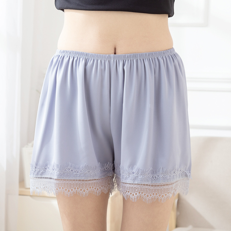 2020 Summer Style Shorts Women Candy Color Elastic With Belt Short Women