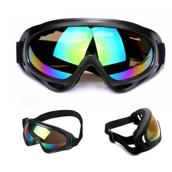 Outdoor riding glasses Anti-UV ski goggles bicycle motorcycle sports wind goggles tactical protective glasses new safety glasses protective motorcycle goggles dust wind s