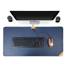 900*450mm Large Size Mouse Pad Laptop Gaming Mousepad Waterproof PU Table Mat Computer Desk For Macbook Gamer Big Mice