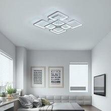 Потолочная люстра светодиодная для гостиной спальни кухни