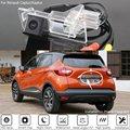 Автомобильная камера заднего вида для Renault Captur 2013 ~ 2018 HD CCD, фотокамера с ночным видением для Renault Kaptur 2016 ~ 2019