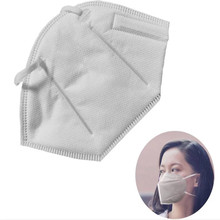 10Pcs KN95 Mask Anti Dust KN95 Face Mask 4-Layer PM2.5 Protective 95% Filtration Anti Influenza Against Droplet N95 Mouth Cover