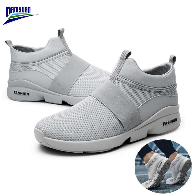 Damyuan düz ayakkabı kadın 2020 bahar yeni Zapatos De Mujer Lace up nefes eğlence bayanlar loafer'lar yumuşak kaymaz ayakkabı