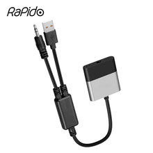 Bluetooth Receiver Audio Streaming Adapter for BMW Mini Cooper USB AUX Media Music Transmitter Player