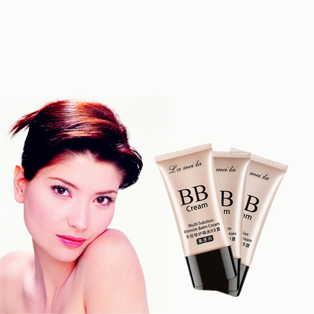 Oily Skin Care Bb Cream Cosmetics To Face Base Make Up Korean Makeup Anti Scar Concealer Tea Tree Moist Base Maquiagem BB Cream image
