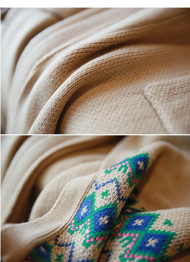 solto casual moda bolsos listrado impressão longa