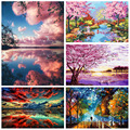 Paint By Number Oil Painting DIY Calligraphy Painting Picture Drawing For Adults Modern Home Decoration Canvas Painting Wall Art