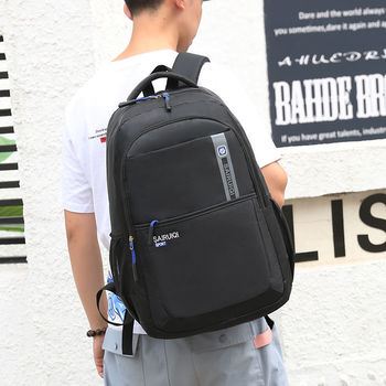 New Waterproof Men Backpack High School Student College Students Bag Male Notebook Computer Casual Travel School Bags Hot Sell 2020 new fashion men s backpack bag male polyester laptop backpack computer bags high school student college students bag male