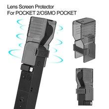 עדשת הגנת כיסוי עבור כיס 2/אוסמו כיס מסך משולב הגנה אנטי התנגשות הגנת כיסוי מצלמה אבזרים
