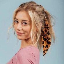 2019 nueva banda de pelo elástica con lazo para el pelo de las mujeres de las muchachas