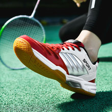 Cushioning-Sneakers Badminton-Shoes Table-Tennis-Shoes Training Sports Male Men Athletics