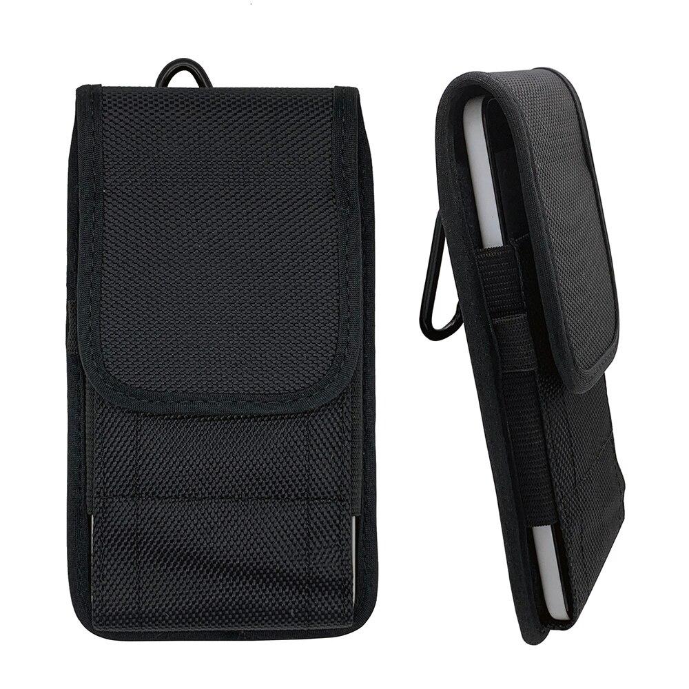 Case For ZTE Axon 10 Pro / Axon 10 Pro 5G Belt Clip Holster Pouch Case For ZTE Axon 9 PRO 6.21 inch Waist Bag