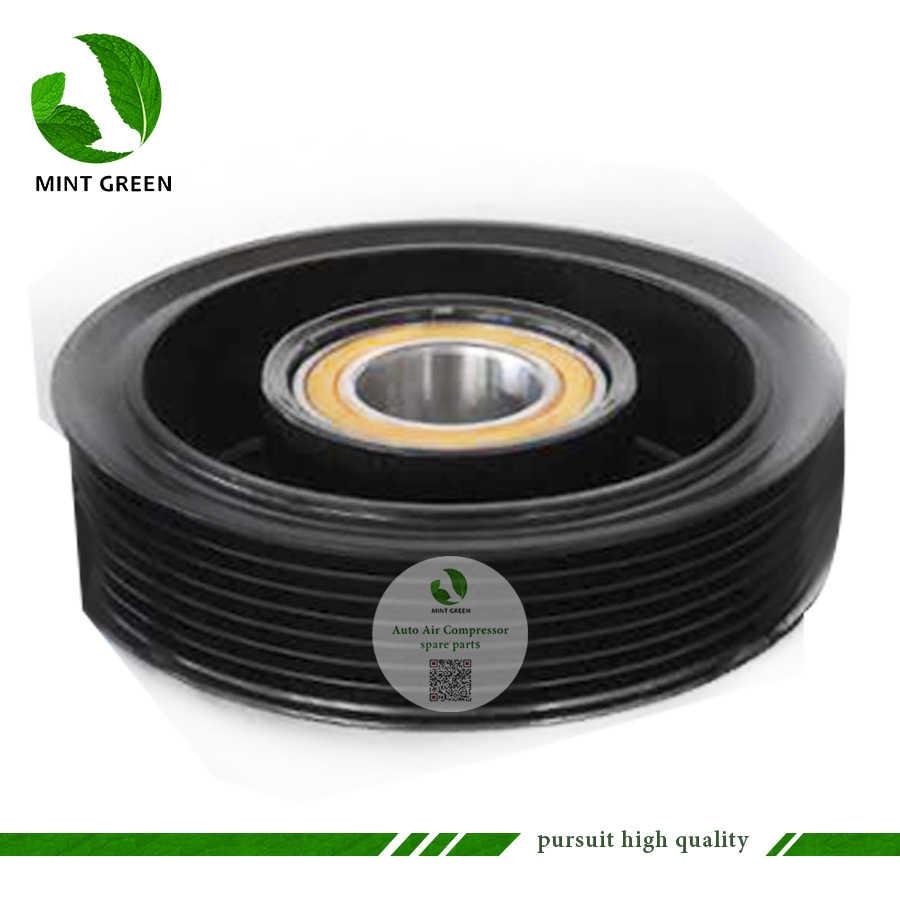 Envío gratis para Hyundai STAREX aire acondicionado ac compresor embrague polea 7PK OEM 977014H000 97701-4H000