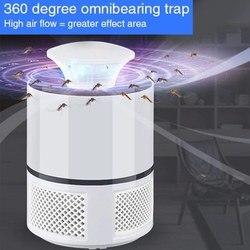 Lampa przeciw komarom lampa owadobójcza zabójca dom salon zwalczanie szkodników lampa owadobójcza zabójca dom salon