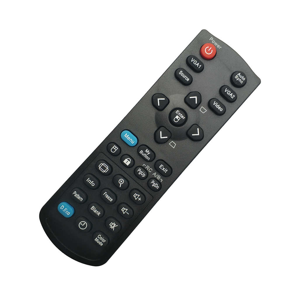 リモート制御 Viewsonic はプロジェクター PJD5134 PJD5234L PJD6253 PJD5533W PJD6683W PJD6543W PJD5132 PJD5232L PJD6235 PJD6245