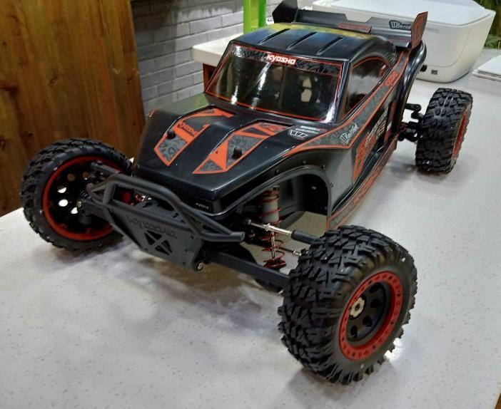 Kyosho Baja Buggy Scorpion B-XXL amortisseur pont HA sx057 kxx ®