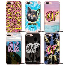 Para HTC S11 One M7 M8 M9 M10 A9 E9 Desire 630 530 626 628 816 820 Motorola G G2 G3 Caso Designer Ofwgkta Odd Future Of Golf Wang(China)