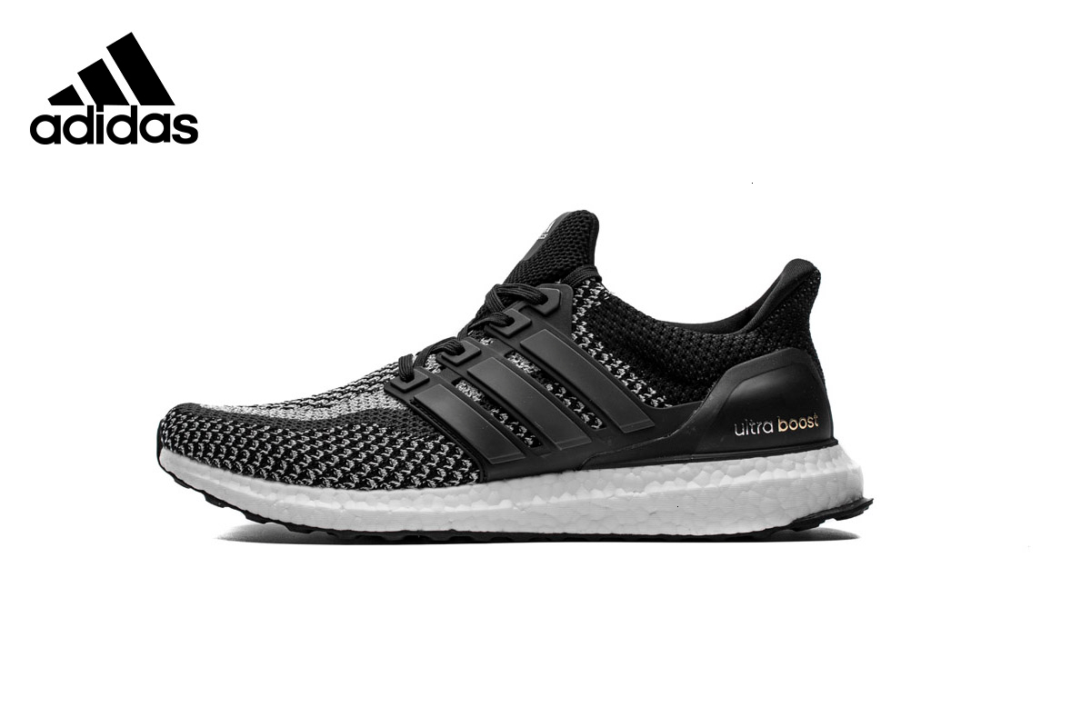 <font><b>Adidas</b></font> UltraBoost 19 UB Men's Running Shoes Breathable Outdoor <font><b>Sneakers</b></font> Unisex New Arrival # BY1795 image