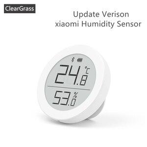 Image 2 - Youpin Qingping dijital Bluetooth termometre ve higrometre elektronik mürekkep ekran 30 gün veri otomatik kayıt ev uygulaması
