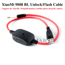Free Adapter + Deep Flash Cable for Xiao Mi Redmi phone Open port 9008 Supports all BL locks EDL cable + track NO