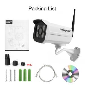 Image 5 - 1080P Wireless WIFI IP Camera Outdoor 720P Onvif Bullet Home Security Camera Night Vision 20m CCTV Wi Fi Cam APP CamHi P2P