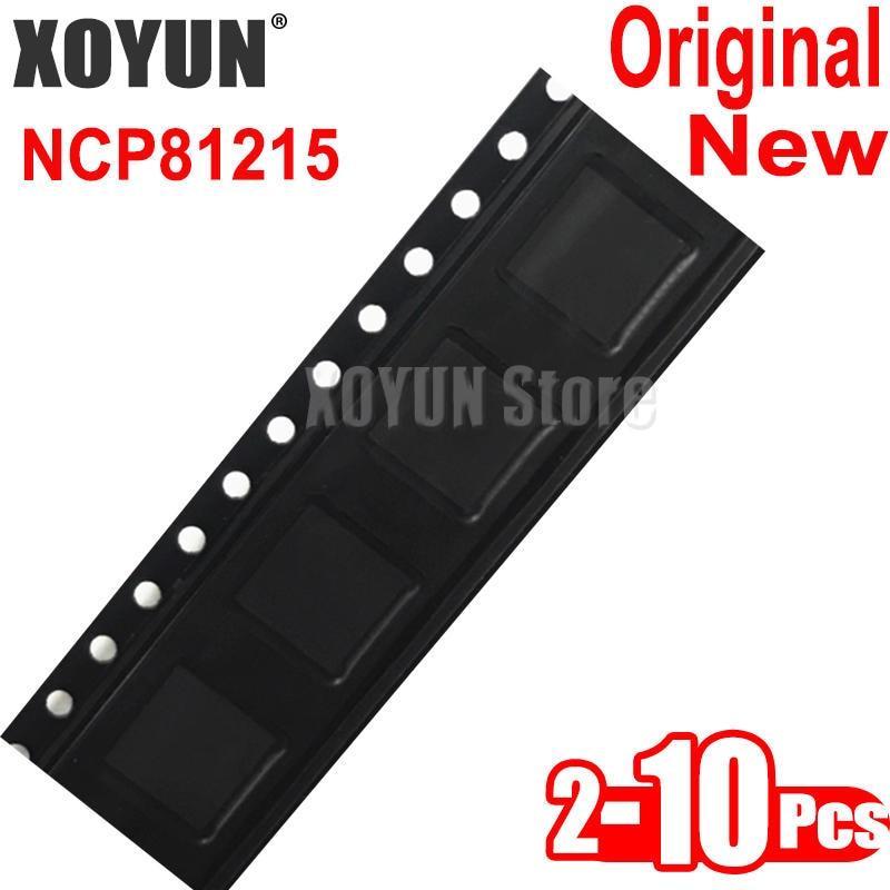2pcs-10pcs 100% New NCP81215 PCP81215 NCP81215MNTXG QFN-52