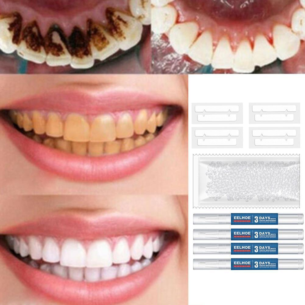 Teeth Whitening Strips Set Oral Hygiene Care Strip Whitening Drop Daily Professional Tooth Use Shipping Stickers Advanced M8J9