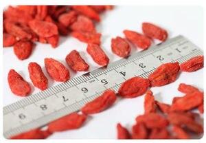 Image 4 - סיני אטד מיובש אורגני Goji ברי טהור טבעי אדום Goji