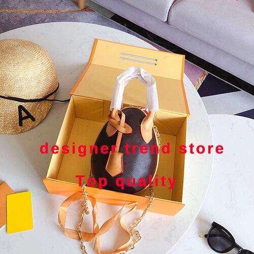 Woman Bags Messenger-Bags Egg-Shoulder Genuine-Leather Luxury Original-Designers Cowhide
