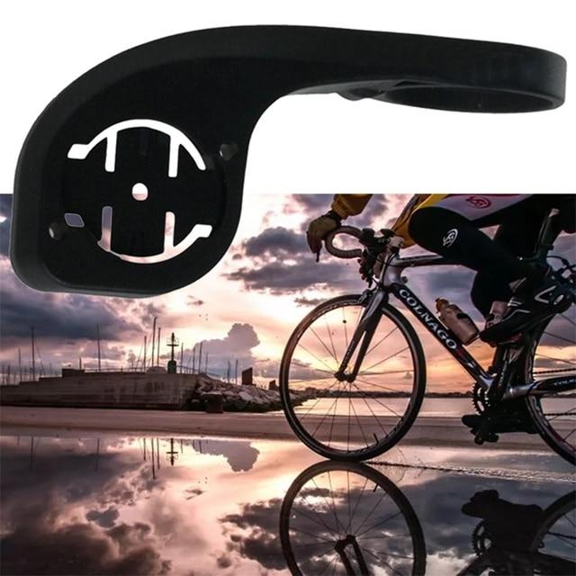 Bicycle Bracket Bike Holder Handle Bar GPS Computer Mount For Garmin Edge GPS