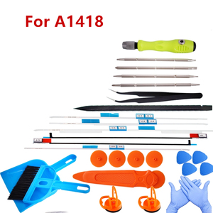 Image 3 - For iMac Repair Kit Replacement LCD Display Adhesive Tape Opening Tool Kit Strips for Apple iMac A1419 A1418 A1224 A1311 A1312