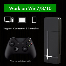 Gamepad-Receiver Xbox One Converts Suitable Wireless for New
