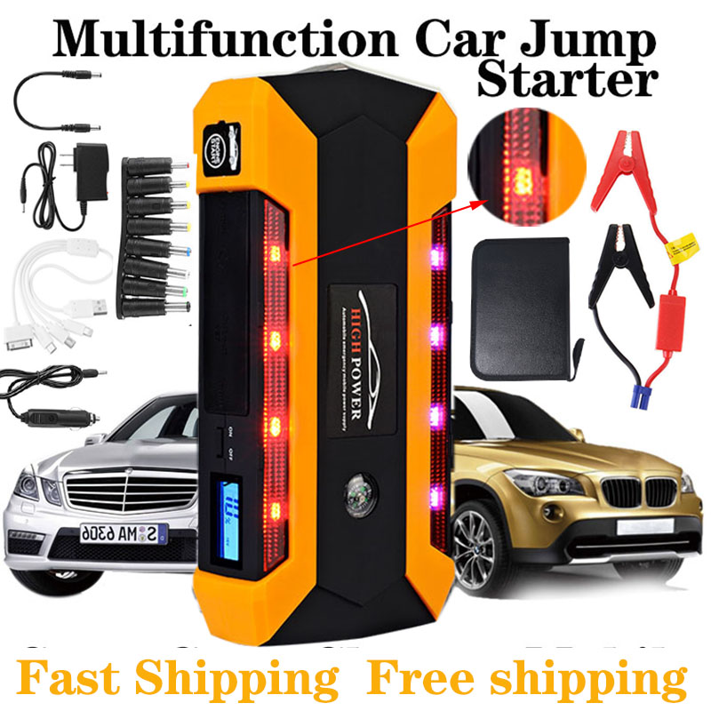 Starting device booster starting device car jump starter battery jump starter start-up device battery