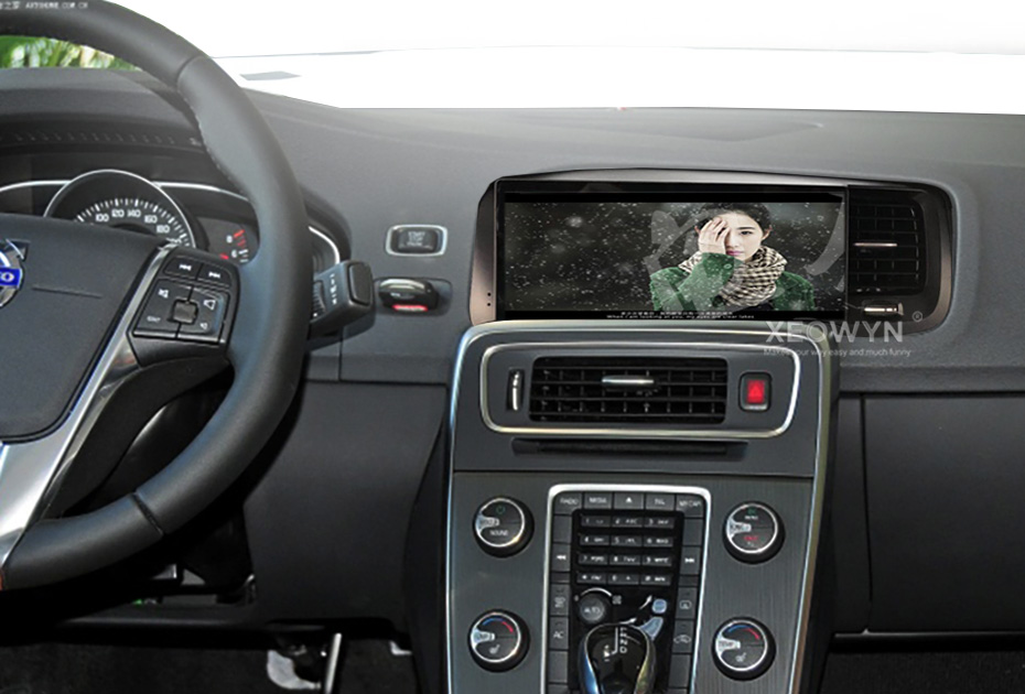 US $480 9 30% OFF 8 8inch RAM2G ROM32G Android 8 0 PX6 Car Radio gps For  Volvo S60 V60 2011 2017 Support trip informaiton full touch-in Car  Multimedia
