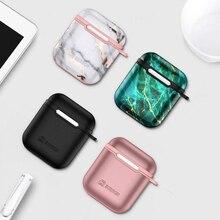 1 шт. силиконовый чехол для Airpods, Bluetooth, беспроводные наушники, защитный чехол для Apple, наушники, зарядное устройство, аксессуары для гарнитуры